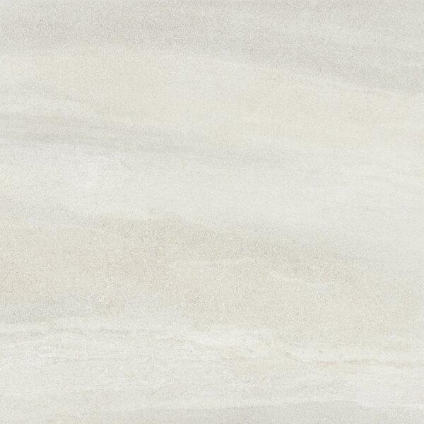 Core 13 x 13 Porcelain Field Tile in Vanilla by Parvatile