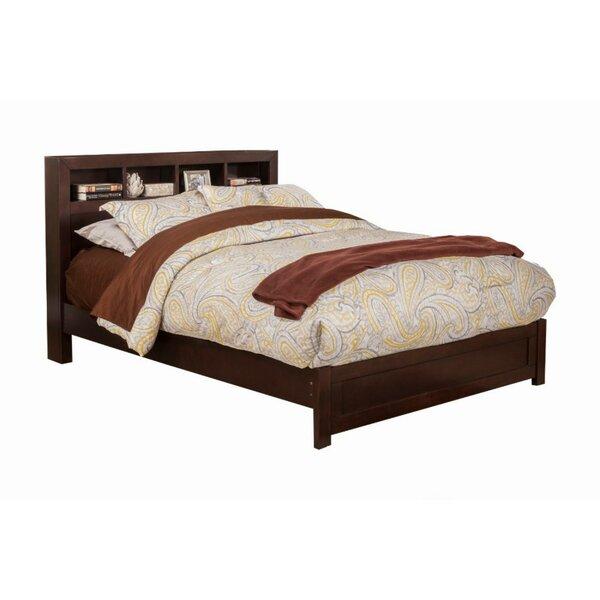 Linus Wooden Platform Bed by Alcott Hill