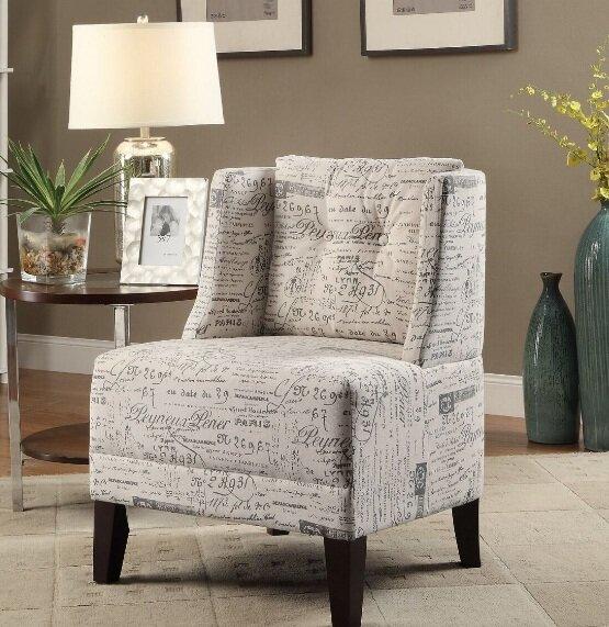 A J Homes Studio Russell Side Chair Wayfair