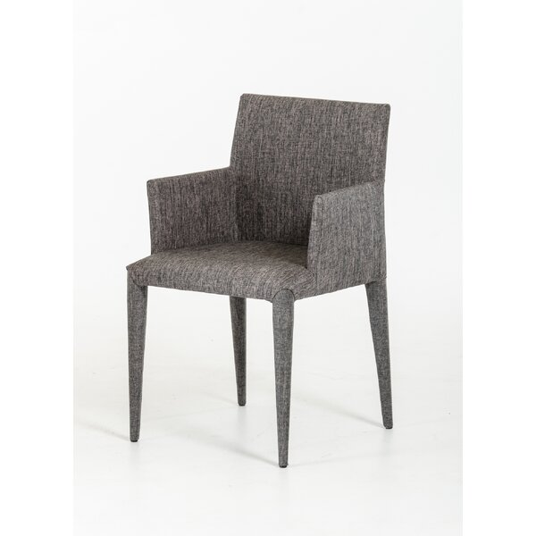 Clower Modern Tufted Upholstered Arm Chair by Orren Ellis