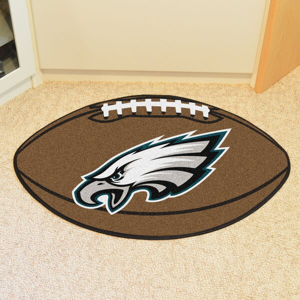 NFL - Philadelphia Eagles Football Mat by FANMATS