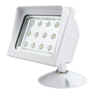 Top Reviews Panorama 12-Light LED Flood Light (Set of 6) By American Lighting LLC