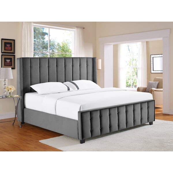 Kassidy Platform Bed By House Of Hampton