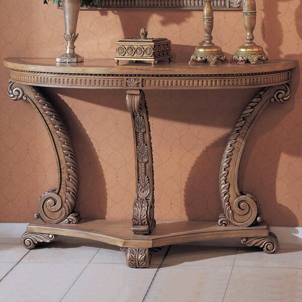 Ovid Console Table By Astoria Grand