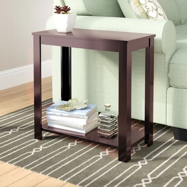 Gurit End Table With Storage By Ebern Designs