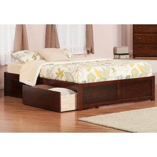 Solid Wood u0026 Storage Included Beds  sc 1 st  Wayfair & Solid Wood u0026 Storage Included Beds Youu0027ll Love | Wayfair