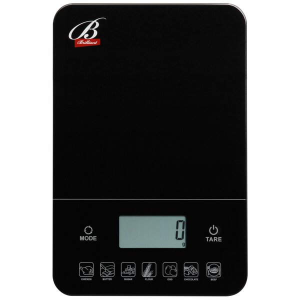 Digital Kitchen Scale by Brilliant