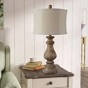 Bargain Harlee 30.5 Table Lamp By Ophelia & Co.