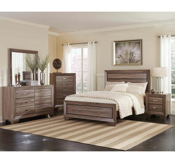 Larabee Storage Configurable Bedroom Set by Gracie Oaks