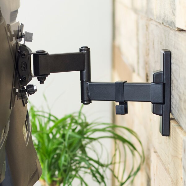 Swivel Tilting Wall Mount for 13 -27 LCD LED Screen by Vivo