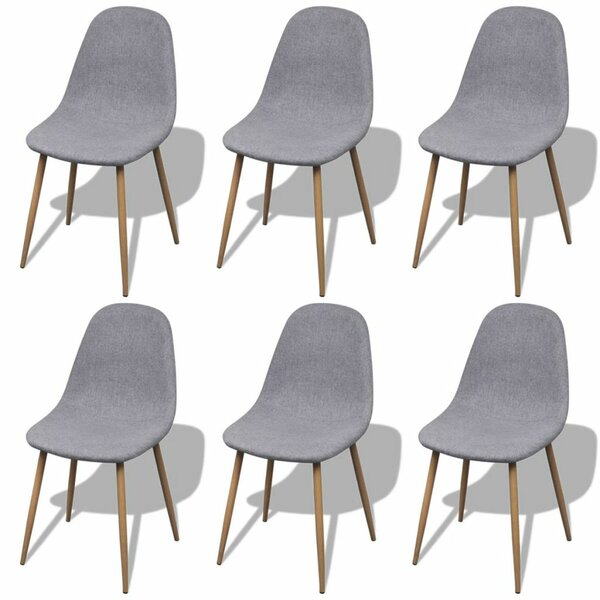 Ralston Upholstered Dining Chair (Set of 6) by Ivy Bronx