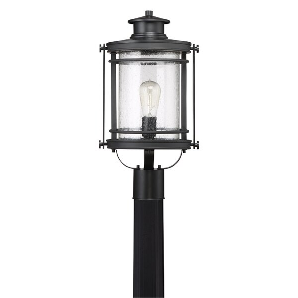 Ashton Outdoor 1-Light Lantern Head by Breakwater Bay