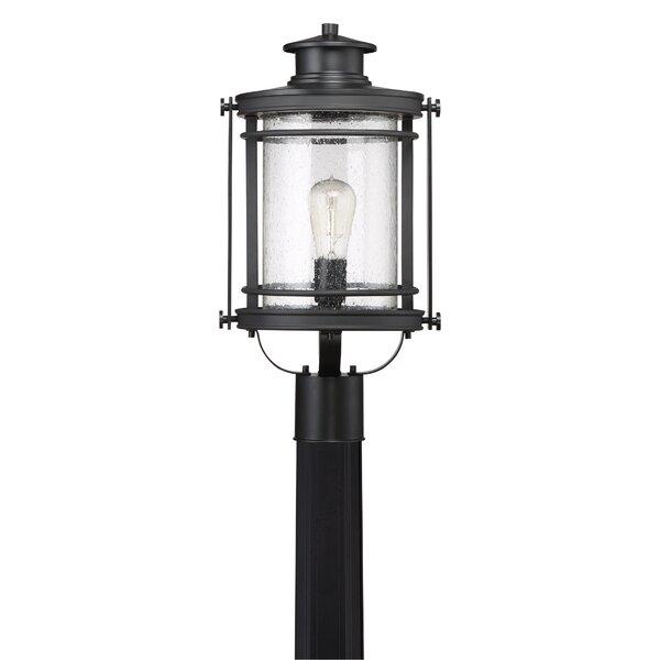 Ashton Outdoor 1-Light Lantern Head by Breakwater Bay