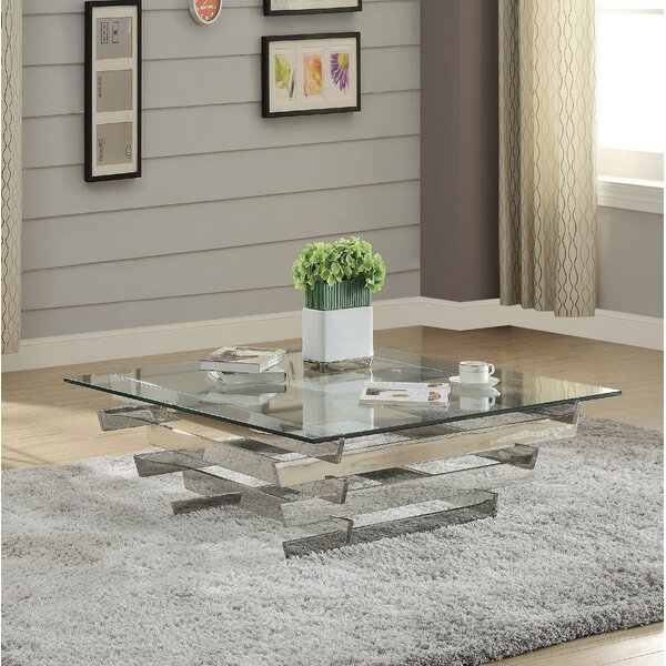 Review Winans Solid Coffee Table