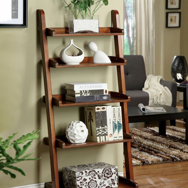 Futch Shelf Ladder Bookcase by Gracie Oaks