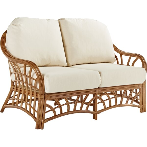 Stough Loveseat by Bay Isle Home