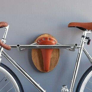 Iron Bike With Basket Wayfair