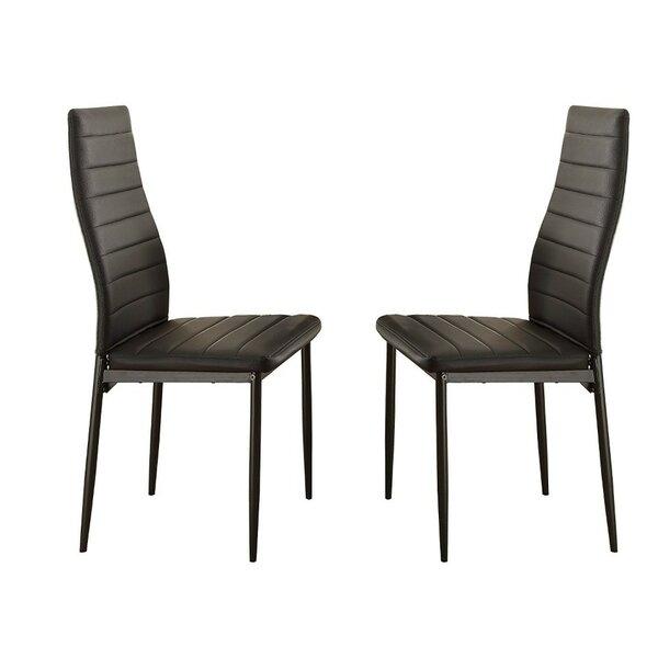 Mcintyre Upholstered Dining Chair (Set of 2) by Orren Ellis