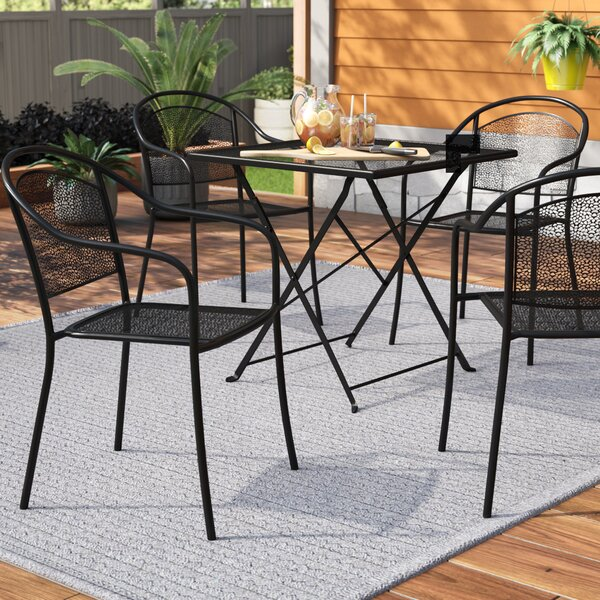 Jeffry 5 Piece Dining Set by Zipcode Design