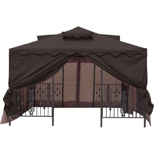 Veranda Gazebo Sun Shade Panel by Pacific Currents