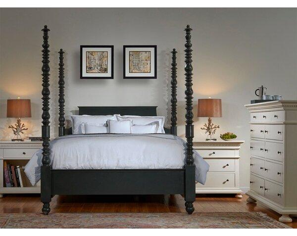 Parkland Four Poster Configurable Bedroom Set by One Allium Way