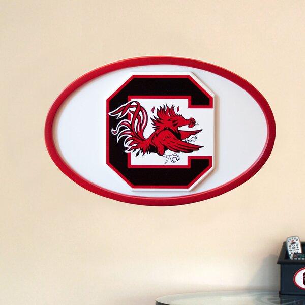 NCAA Logo Textual Art Plaque by Fan Creations