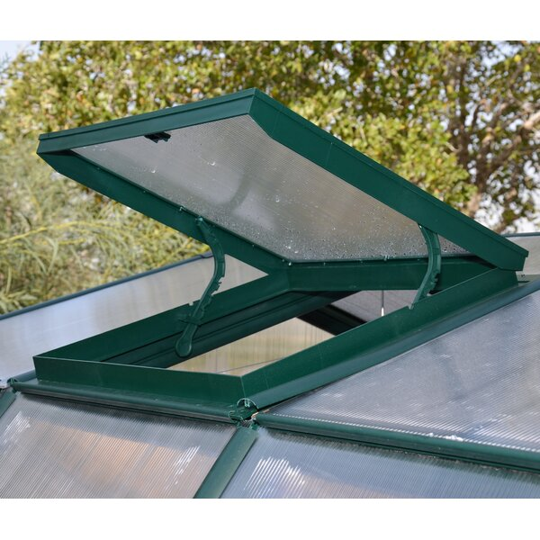 EcoGrow 2 Roof Vent by Rion Greenhouses