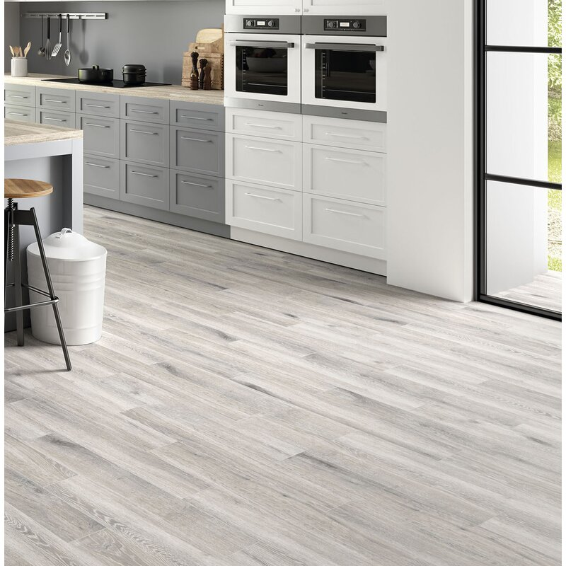 Porcelain Wood Look Wall Floor Tile