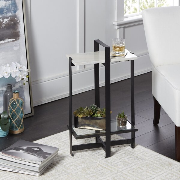 Plunkett End Table by House of Hampton