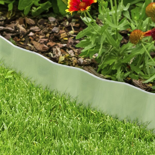 6 in. H x 16.5 ft. W Garden Edging by Pure Garden