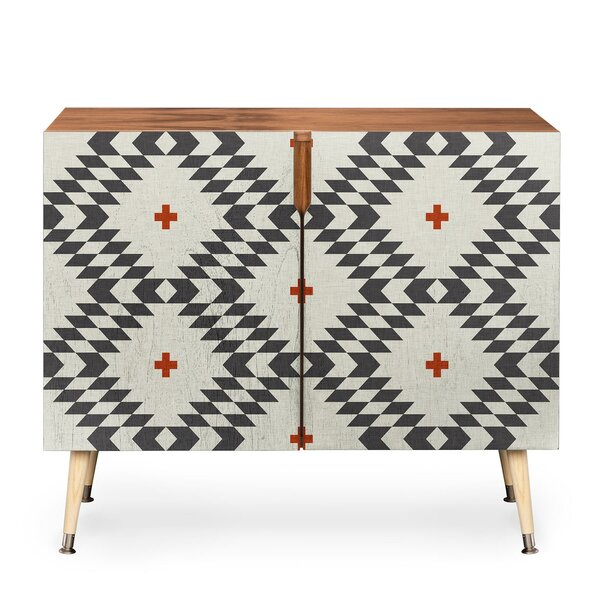 Plus 2 Door Accent Cabinet by East Urban Home