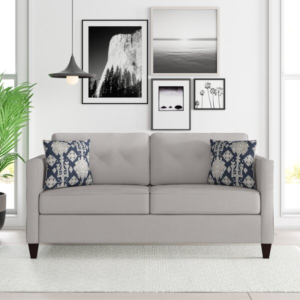 Dengler Sleeper Sofa by Ebern Designs