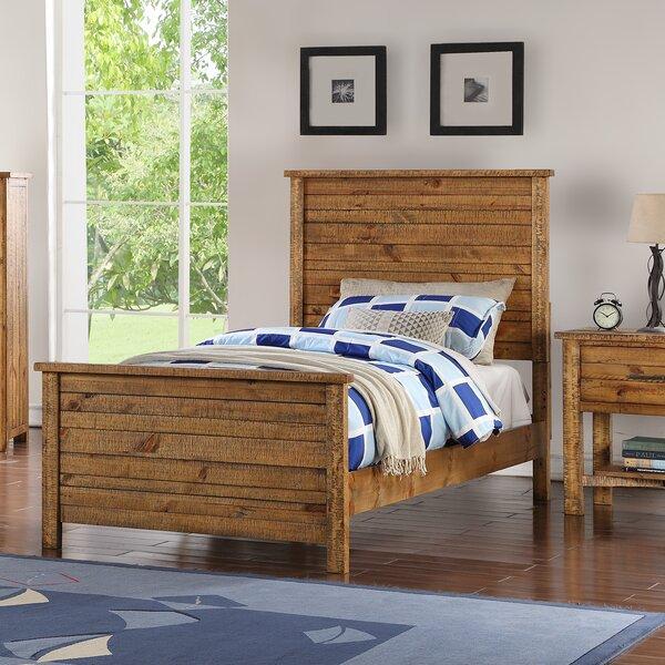 Hubert Panel Bed by Harriet Bee