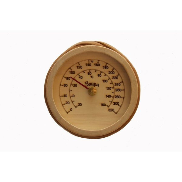 Bucket Shaped Thermometer by Baltic Leisure