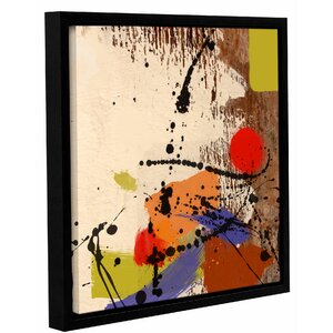 'Cross Roads' Framed Painting Print on Wrapped Canvas by Langley Street