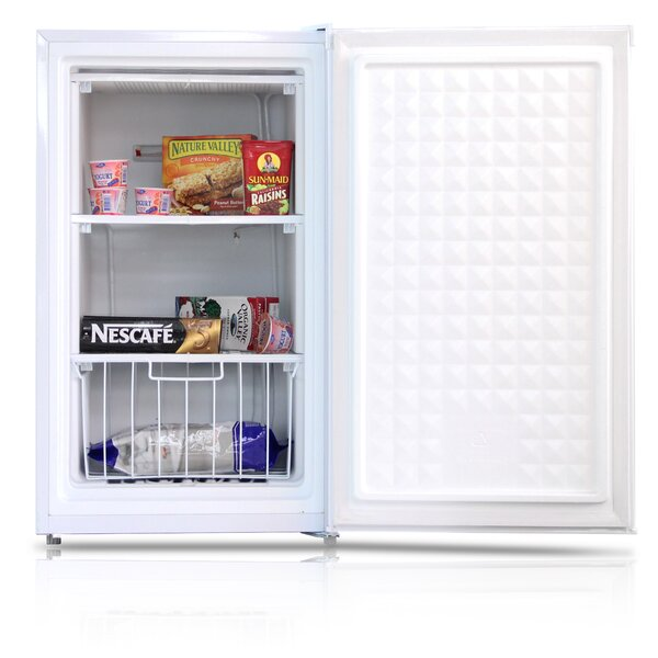 3 cu. ft. Upright Freezer by Midea Electric