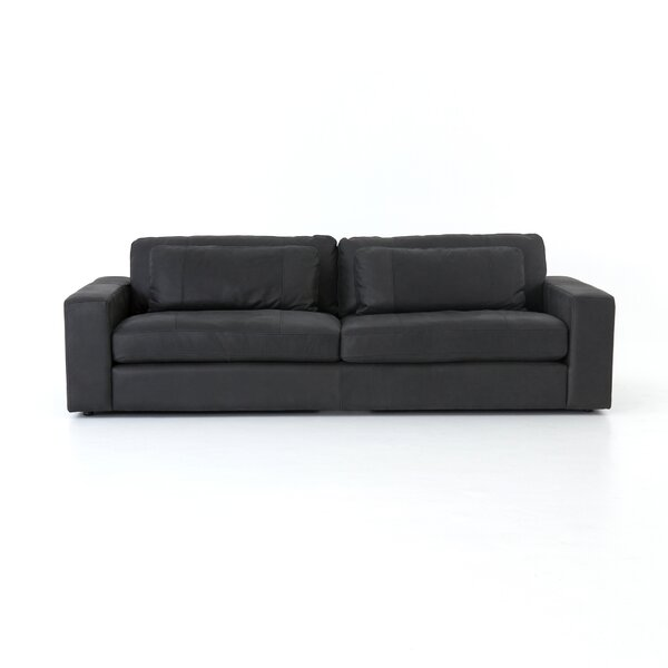 Doutzen Leather Sofa -98