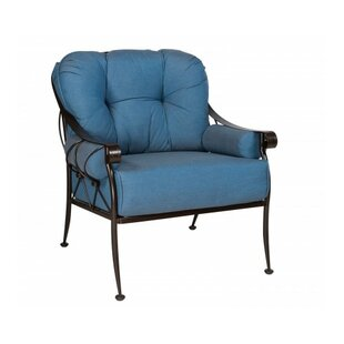 Derby Lounge Chair With Cushions by Woodard