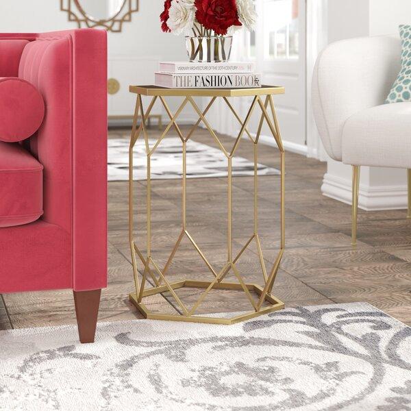 Rivero End Table by Willa Arlo Interiors