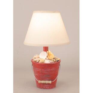 Top Coastal Living 18 Table Lamp By Coast Lamp Mfg.