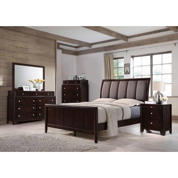 Ledford King Standard Configurable Bedroom Set by Brayden Studio