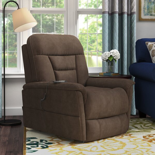 Fitzmaurice Power Lift Assist Recliner by Red Barr