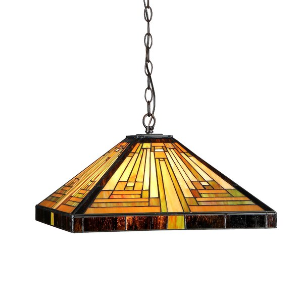 Charlotte 2-Light Billiard Light by Astoria Grand