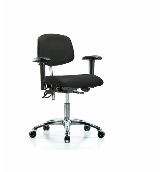 Neve Desk Height Ergonomic Office Chair by Symple Stuff