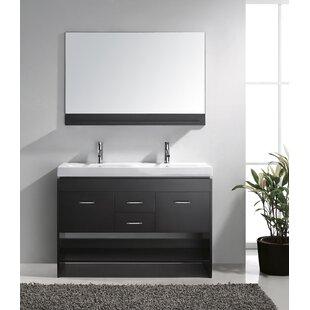 Big Save Frausto 48 Double Bathroom Vanity Base Only ByBrayden Studio
