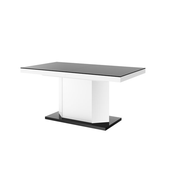 Casleton Storage Extendable Dining Table by Orren Ellis