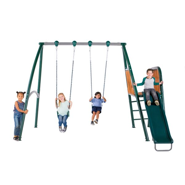 Alta Oaks Swing Set by Sportspower