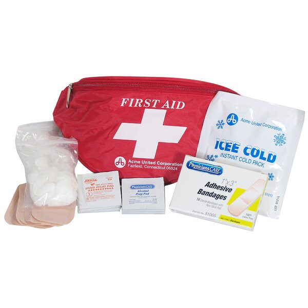 First Aid First Aid Kit by Acme United Corporation