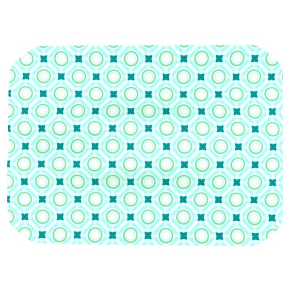 Tossing Pennies I Placemat by KESS InHouse