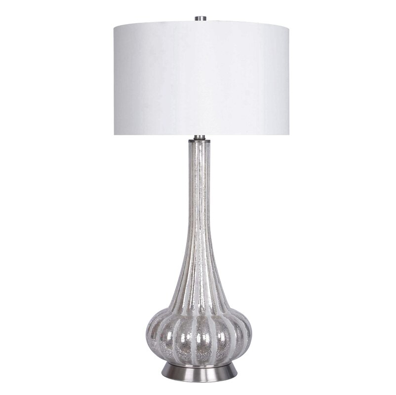 Glass 33 table lamp